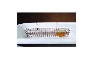 Olde Wire Bathtub Basket - $30 with Free Shipping