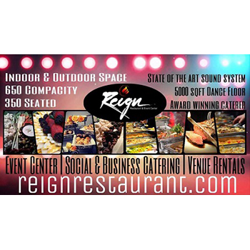Reign Restaurant & Event Center
